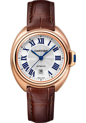 Cartier Watches - Cle de Cartier 31mm - Pink Gold - Style No: WGCL0010