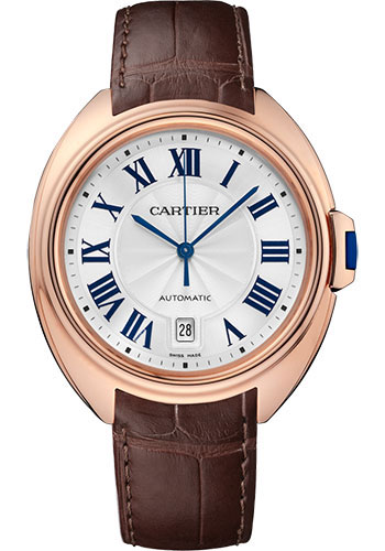 Cartier Watches - Cle de Cartier 40mm - Pink Gold - Style No: WGCL0019
