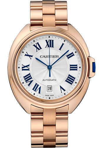 Cartier Watches - Cle de Cartier 40mm - Pink Gold - Style No: WGCL0020