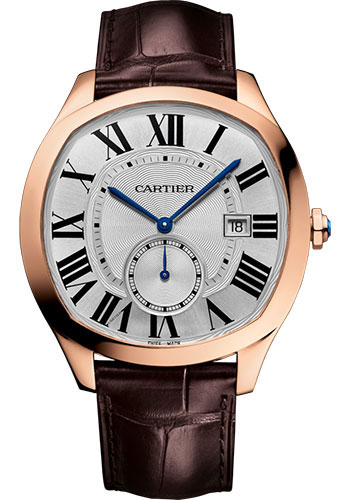 Cartier Watches - Drive de Cartier Pink Gold - Style No: WGNM0003