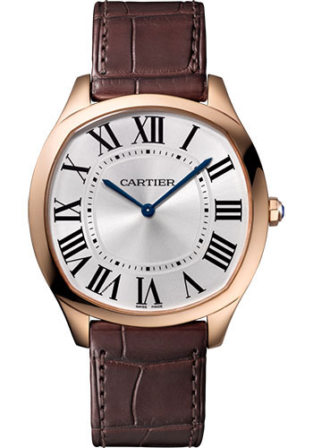 Cartier Watches - Drive de Cartier Extra Flat - Style No: WGNM0006