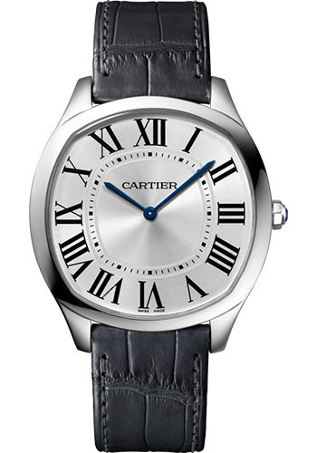 Cartier Watches - Drive de Cartier Extra Flat - Style No: WGNM0007