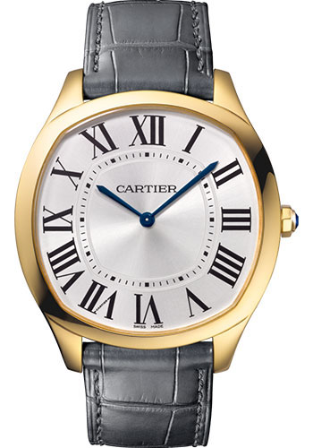 Cartier Watches - Drive de Cartier Extra Flat - Style No: WGNM0011