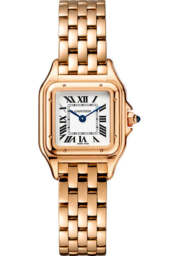 Cartier Watches - Panthere de Cartier Small - Pink Gold - Style No: WGPN0006
