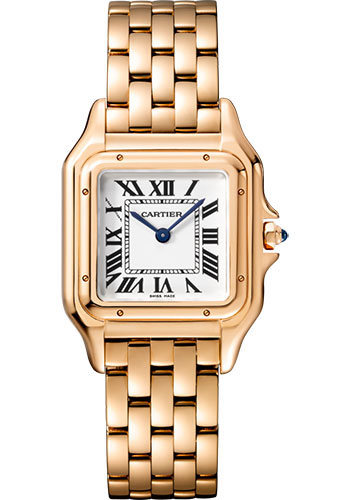 Cartier Watches - Panthere de Cartier Medium - Pink Gold - Style No: WGPN0007