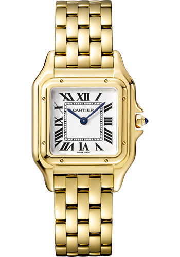 Cartier Watches - Panthere de Cartier Medium - Yellow Gold - Style No: WGPN0009
