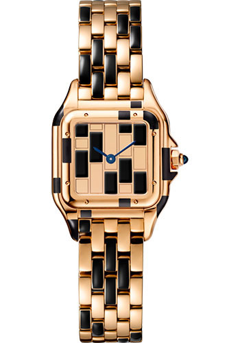 Cartier Watches - Panthere de Cartier Small - Pink Gold - Style No: WGPN0010