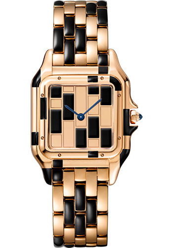 Cartier Watches - Panthere de Cartier Medium - Pink Gold - Style No: WGPN0011