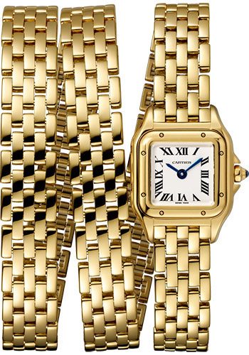 Cartier Watches - Panthere de Cartier Mini - Yellow Gold - Style No: WGPN0012