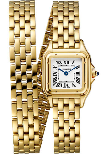 Cartier Watches - Panthere de Cartier Small - Yellow Gold - Style No: WGPN0013