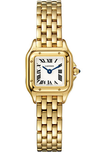 Cartier Watches - Panthere de Cartier Mini - Yellow Gold - Style No: WGPN0016