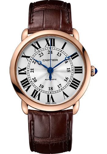 Cartier Watches - Ronde Louis Cartier 36mm - Pink Gold - Style No: WGRN0006