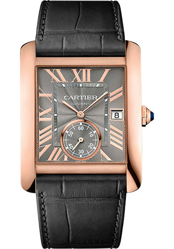 Cartier Watches - Tank MC Pink Gold - Style No: WGTA0014