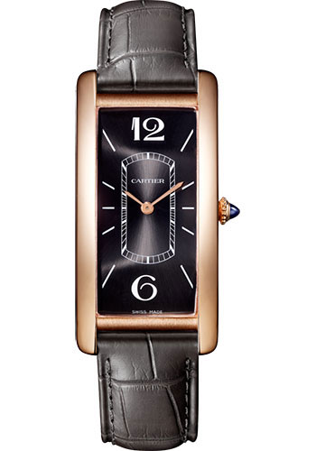 Cartier Watches - Tank Cintree Pink Gold - Style No: WGTA0025