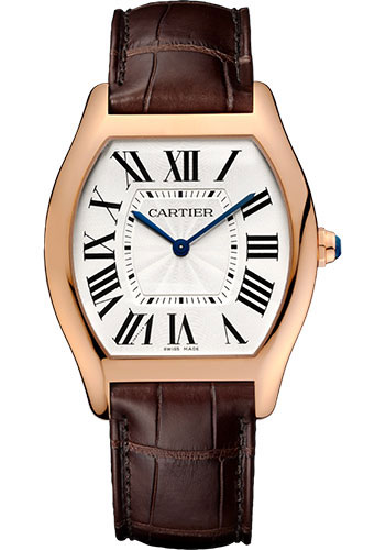 Cartier Watches - Tortue Large - Pink Gold - Style No: WGTO0002