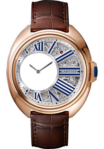 Cartier Watches - Cle de Cartier Mysterious Hours - Style No: WHCL0002