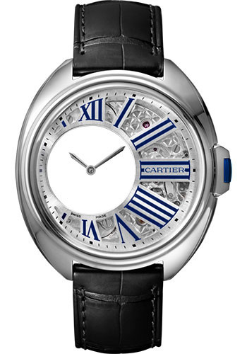 Cartier Watches - Cle de Cartier Mysterious Hours - Style No: WHCL0003