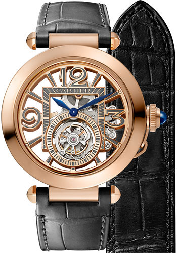Cartier Watches - Pasha de Cartier 41 mm - Pink Gold - Style No: WHPA0006