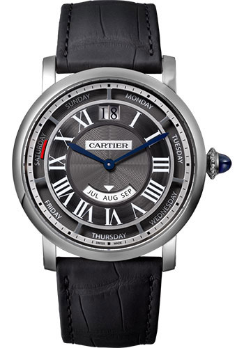 Cartier Watches - Rotonde de Cartier Annual Calendar - Style No: WHRO0003