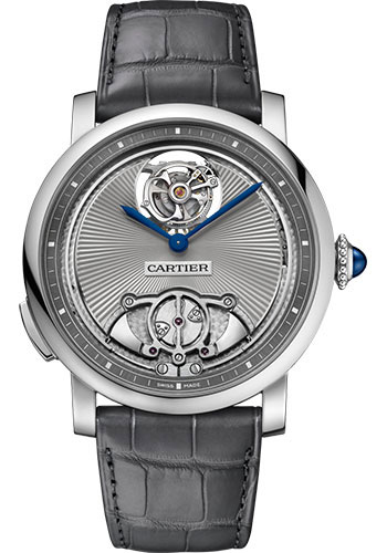 Cartier Watches - Rotonde de Cartier Minute Repeater Flying Tourbillon - Style No: WHRO0016