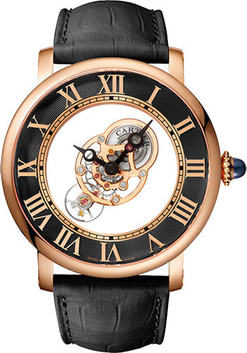 Cartier Watches - Rotonde de Cartier Astromysterieux - Style No: WHRO0040