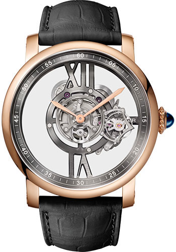 Cartier Watches - Rotonde de Cartier Astrotourbillon - Style No: WHRO0041