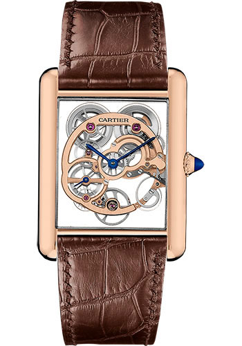 Cartier Watches - Tank Louis Cartier Extra Large - Style No: WHTA0002