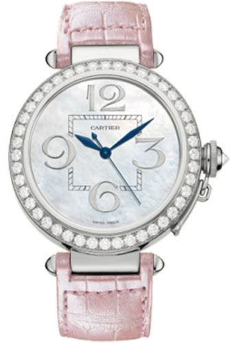 Cartier Watches - Pasha 42 mm - Style No: WJ124004