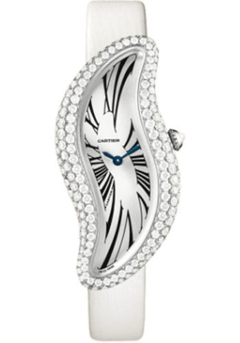 Cartier Watches - Baignoire S - Style No: WJ306004