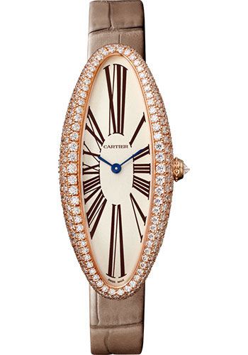 Cartier Watches - Baignoire Allongee Medium - Pink Gold - Style No: WJBA0006