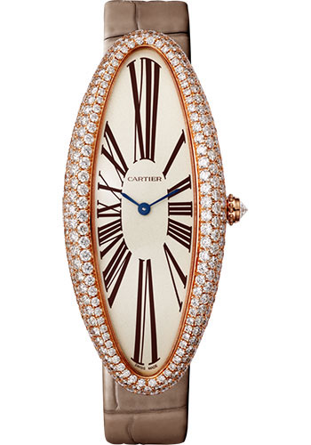 Cartier Watches - Baignoire Allongee Extra Large - Pink Gold - Style No: WJBA0008
