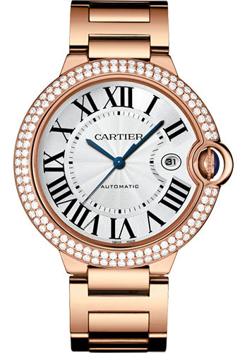 Cartier Watches - Ballon Bleu 42mm - Pink Gold - Style No: WJBB0029