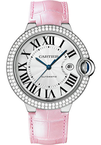 Cartier Watches - Ballon Bleu 42mm - White Gold - Style No: WJBB0032