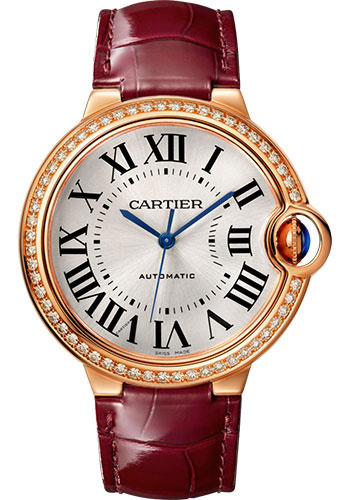 Cartier Watches - Ballon Bleu 36mm - Pink Gold - Style No: WJBB0034