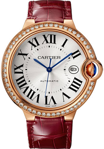 Cartier Watches - Ballon Bleu 42mm - Pink Gold - Style No: WJBB0035