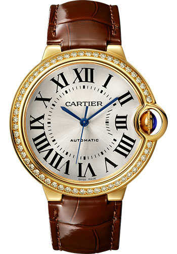 Cartier Watches - Ballon Bleu 36mm - Yellow Gold - Style No: WJBB0041