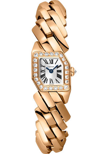 Cartier Watches - Maillon de Cartier Pink Gold - Style No: WJBJ0002