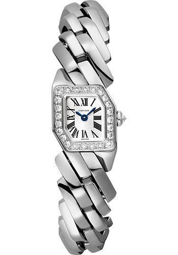 Cartier Watches - Maillon de Cartier White Gold - Style No: WJBJ0003