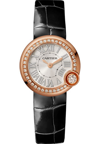 Cartier Watches - Ballon Blanc de Cartier 26mm - Pink Gold - Style No: WJBL0004