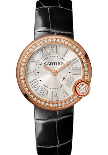 Cartier Watches - Ballon Blanc de Cartier 30mm - Pink Gold - Style No: WJBL0005