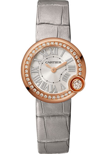 Cartier Watches - Ballon Blanc de Cartier 26mm - Pink Gold - Style No: WJBL0006