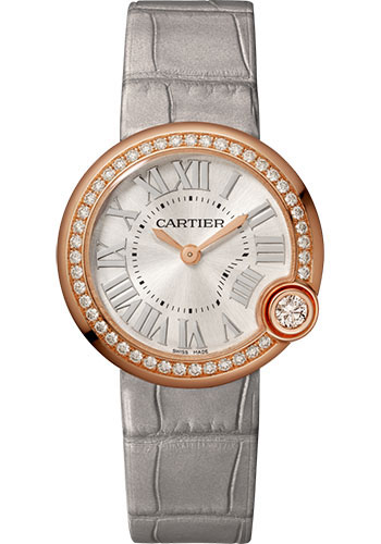 Cartier Watches - Ballon Blanc de Cartier 30mm - Pink Gold - Style No: WJBL0008
