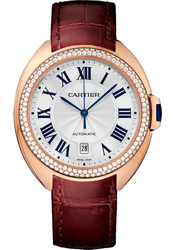 Cartier Watches - Cle de Cartier 40mm - Pink Gold - Style No: WJCL0012