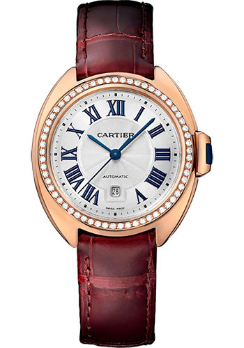 Cartier Watches - Cle de Cartier 31mm - Pink Gold - Style No: WJCL0016