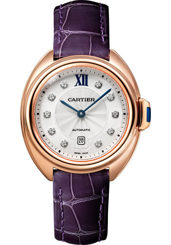 Cartier Watches - Cle de Cartier 31mm - Pink Gold - Style No: WJCL0031