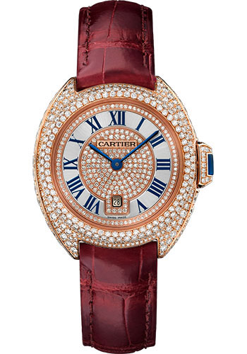 Cartier Watches - Cle de Cartier 31mm - Pink Gold - Style No: WJCL0035