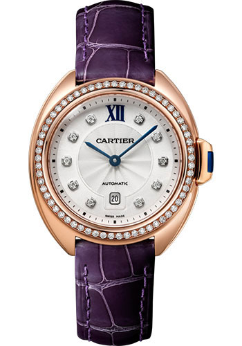 Cartier Watches - Cle de Cartier 31mm - Pink Gold - Style No: WJCL0038