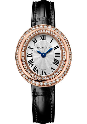 Cartier Watches - Hypnose Small - Pink Gold - Style No: WJHY0003