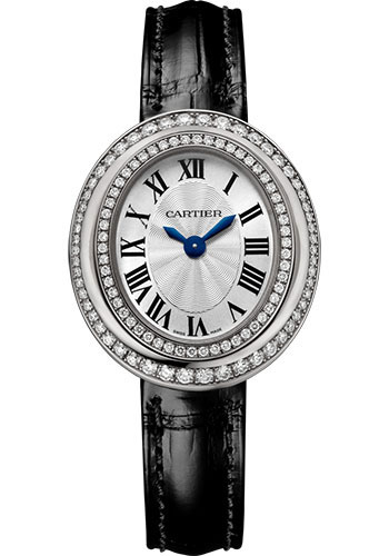 Cartier Watches - Hypnose Small - White Gold - Style No: WJHY0004
