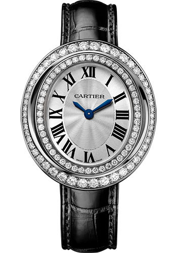 Cartier Watches - Hypnose Medium - White Gold - Style No: WJHY0005